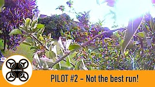 Game of Drones, Pilot #2 FPV - Not my best flight!