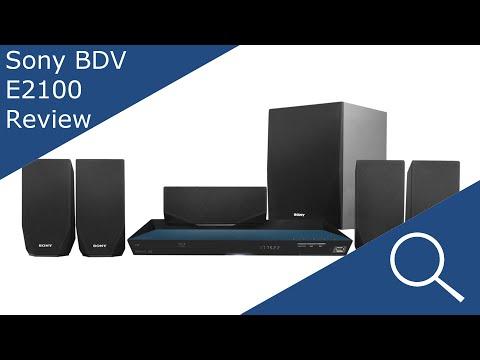 Das BESTE Heimkinosystem? Sony BDV E2100 Review - KCINTECH