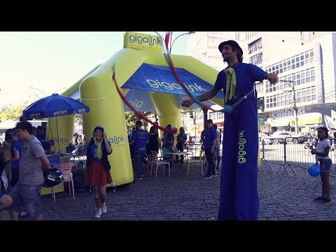 Gigalink agita evento do Dia das Crianças em Nova Friburgo