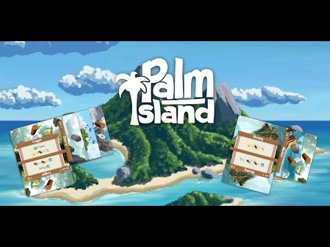 How to Play Palm Island - Bored Online? Board Offline! #255