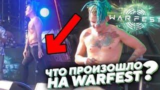 WARFEST 2018 / ВЫСТУПЛЕНИЕ MORGENSHTERN / BIG RUSSIAN BOSS