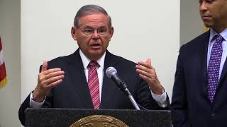 Menendez Comments on Concealed Carry