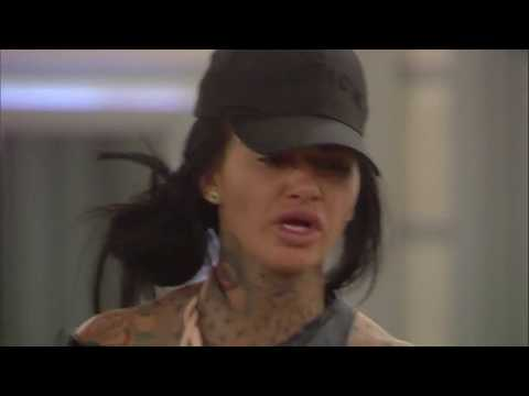 "Jemma Lucy to Paul Danan, ""You're a snaky rat"""