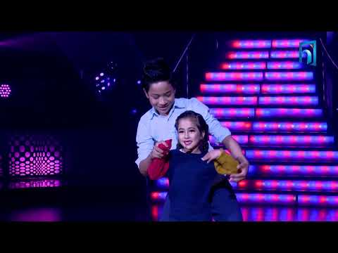 Divanshi Baidawar & Siddhartha Shrestha | DWTS | Performance clip (9th week Saturday) |