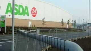GLASSHOUGHTONS NEW COLLEGE AND ASDA
