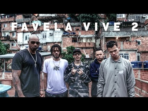 Música Favela Five 2 Part ADL, BK, Funkero e MV Bill (Letra)