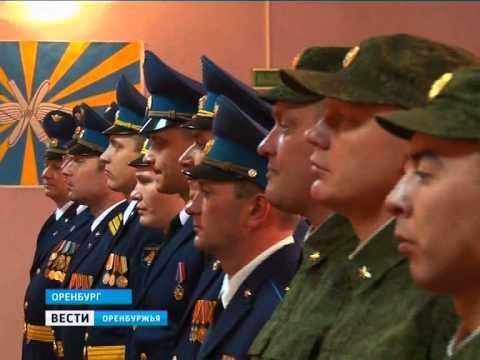117 отдельный авиационный военно-транспортный полк получит боевое знамя - главную реликвию полка