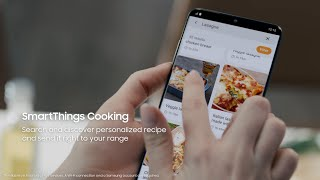 Samsung Smart Freestanding Range: Cooking with a personalized touch thumbnail