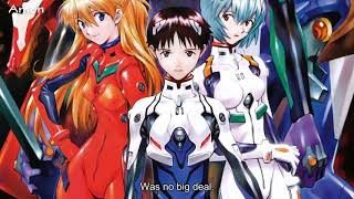 One Last Kiss (Full ver.) | English Sub【EVANGELION:3.0+1.0 THRICE UPON A TIME】