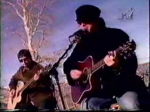 Oasis - Don't Look Back In Anger (Live Acoustic 95)