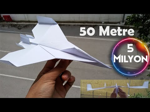 Download How To Make The Best Paper Airplane For Distance