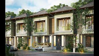 Video Desain Villa Bali 2 Lantai The Mahaka Premiere di  Bekasi
