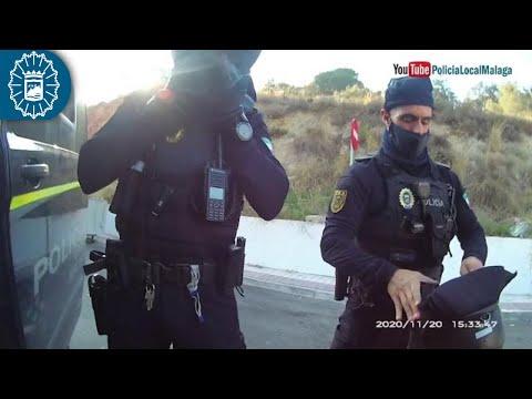 Detenido en Málaga por intentar llevarse a su hija a punta de pistola