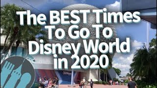 When to go to disney world