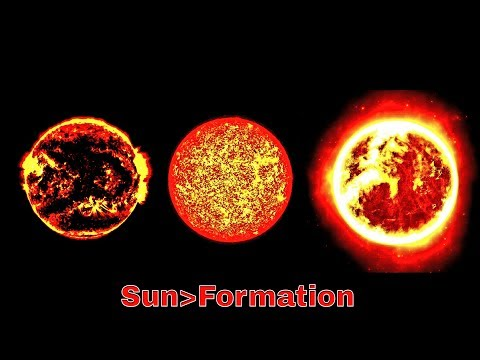 How the Sun was formed?
