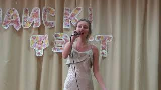 Нежная песня про родину на белорусском языке