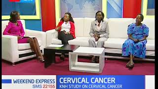 Cervical cancer: KNH study on cervical cancer
