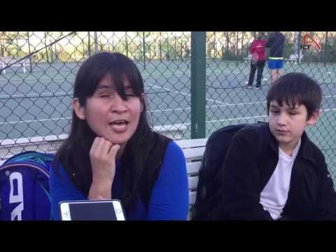 Escola Blind Tennis FCT i Fundació Sound Tennis