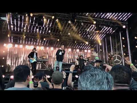 Linkin Park - Invisible LIVE @Jimmy Kimmel Live