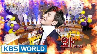 Asia prince Gwangsu is treated poorly on Happy Together? [Happy Together / 2017.06.01]