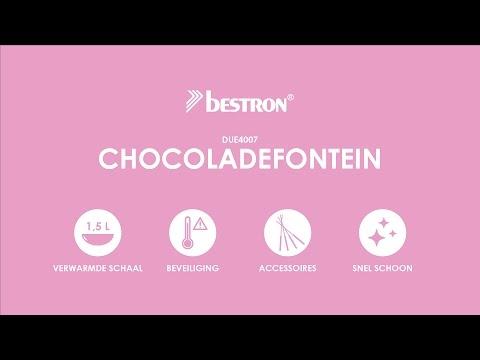 Bestron DUE4007 chocoladefontein