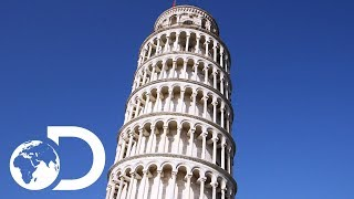 The Leaning Tower Of Pisa: Italy's Legendary Architectural Mistake | Massive Engineering Mistakes