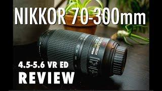 Nikon 70-300 AF-S VR Review