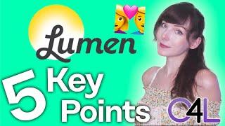 Lumen Dating App Review 2020 [Best dating app for 50+?]