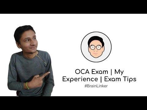 OCA Exam | My Experience | Exam Tips - YouTube