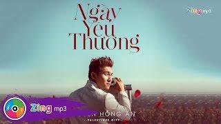 Ngày Yêu Thương - Nguyễn Hồng Ân (Album)