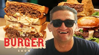 Casey Neistat Taste-Tests 3 International Burgers | The Burger Show