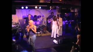 Jimmy Barnes Live At The Basement (When Something Is Wrong With My Baby) with Sandy