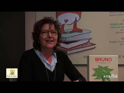 Catharina Valckx - Bruno : le jour où j'ai offert une plante à un inconnu