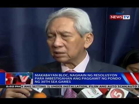 [GMA]  NTVL: Makabayan Bloc, naghain ng resolusyon para imbestigahan…