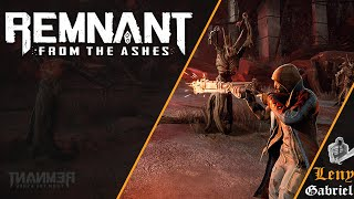 Remnant: From The Ashes секрет - Как найти пистолет-пулемёт, автомат
