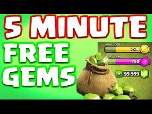 sddefault - GETTING 1000 FREE GEMS IN CLASH OF CLANS!
