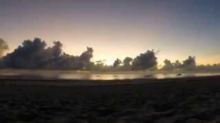 preview picture of video 'Alba su oceano indiano - Timelapse - Dawn above the indian ocean'