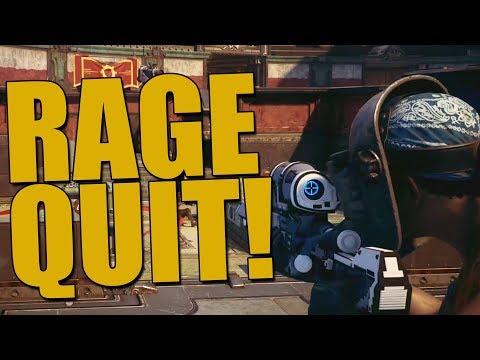 I RAGE QUIT - Gears 5