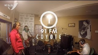 Coyote   Radio One 91fm Live To Air