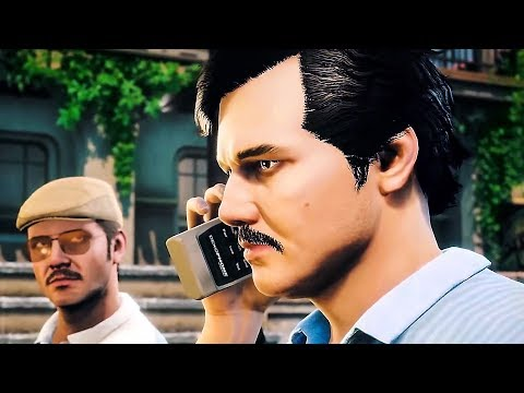 Trailer de Narcos: Rise of the Cartels