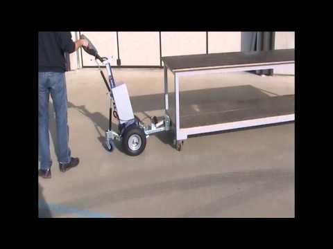 Zallys M12 tirador electrico de carga