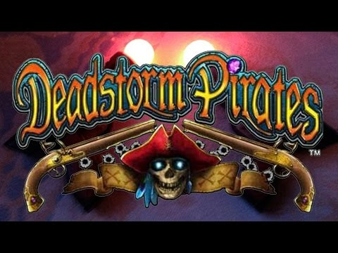 Deadstorm Pirates (PS3) - 2 Player