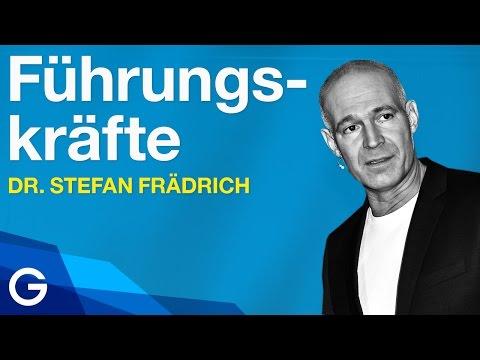 Wie mache ich Führungskräfte? // Dr. Stefan Frädrich