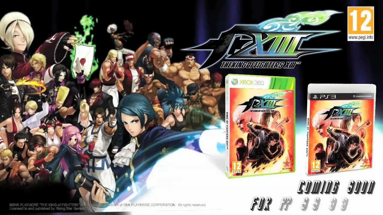 This The King Of Fighters XIII Trailer Is Ready To Rumble