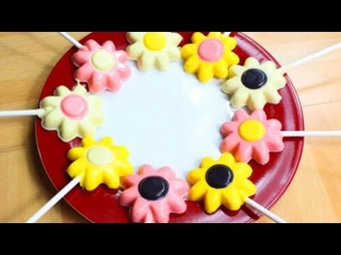 How To Make Candy Melt Pops