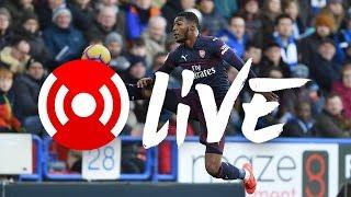 Huddersfield 1 - 2 Arsenal | Arsenal Nation Live: Analysis