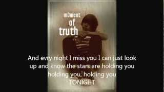 TONIGHT BY SECONDHAND SERENADE with LYRICS