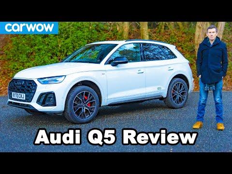 Audi Q5 2021 review - better than a BMW X3 & Mercedes GLC?