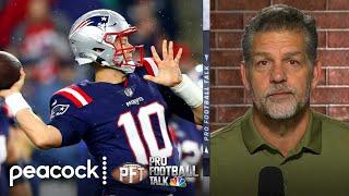 Mike Golic: Future still looks bright for Mac Jones, Pats | Pro Football Talk | NBC Sports