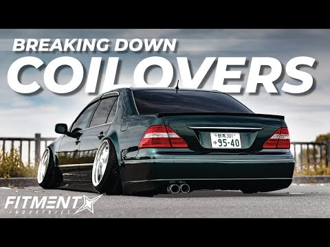 Breaking Down A Coilover